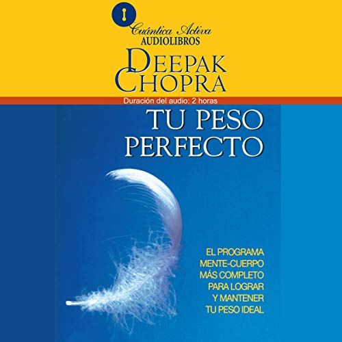 Tu Peso Perfecto [The Perfect Weight] cover art