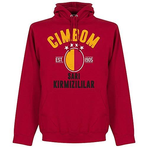 Galatasaray Established Hoodie Red M