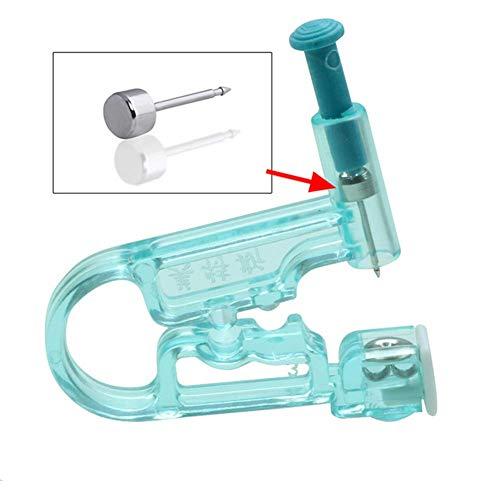 Piercing Gun gezonde veiligheid wegwerpveilig steriele neus oor piercing kit alcoholdoekje oor piercer tool