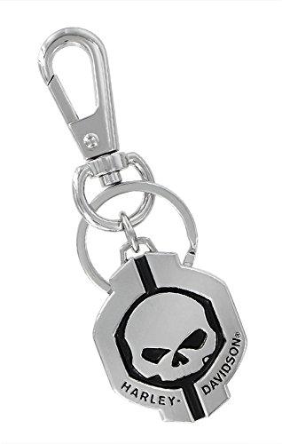 Harley-Davidson Key Chain Wille G Bar And Shield