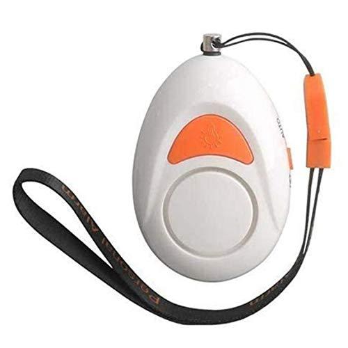 Alarma de seguridad residencial Anti-lobo Personal de inducción de conducción Alarma personal con sensor de puerta de luz LED