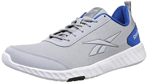 Reebok Men's Fast Motion Run LP Running Shoes, Grey, 8 UK