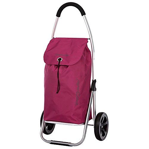 Playmarket Go Two Koffer, 103 cm, 46 liters, Violett (Plum)