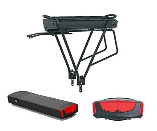 NCB Kit de conversión de batería de ion de litio para bicicleta...