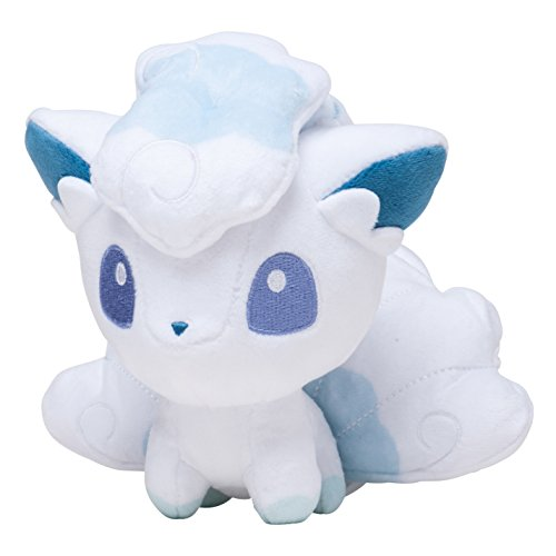 Pokemon Center Original Plush Doll Pokemon Dolls Alolan Vulpix / Goupix (Pokemon Sun & Moon)