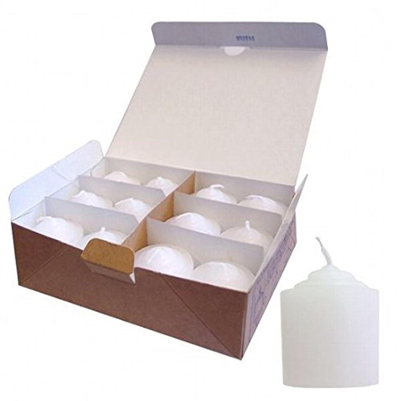 窒素核元に戻すkameyama candle(カメヤマキャンドル) 8Hライト(8時間タイプ)12個入り(77960088)