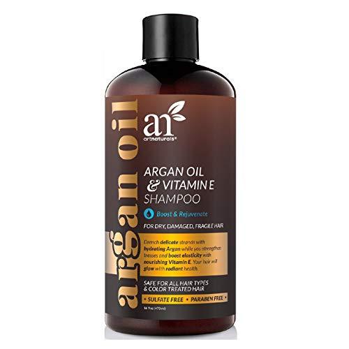ArtNaturals Argan Hair Growth Shampoo - (16 Fl Oz / 473ml) - Treatment...