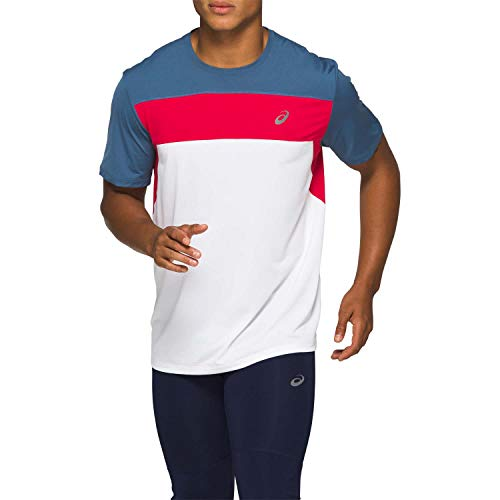 Asics Race SS Top Camiseta