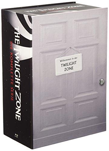 The Twilight Zone - Die komplette Serie [Blu-ray] (exklusiv bei Amazon.de)