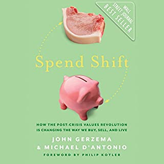 Spend Shift copertina
