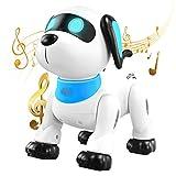 REDSTORM Perro de Control Remoto, Robot para Niños, Perro Robot Que Puede Cantar, Bailar y Hablar Inglés, Regalo Navidad para Niños de 3 a 14 Años