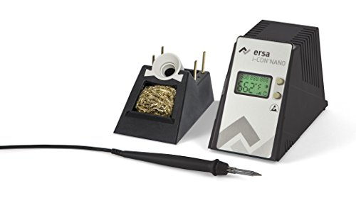 ersa i-CON NANO Electronically Temperature-Controlled Soldering Station, 80W, 115V