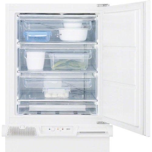 Electrolux CI1301 Bajo encimera Vertical 98L A+ Color blanco - Congelador (Bajo encimera, Vertical, Color blanco, Derecho, Giratorio, 98 L)