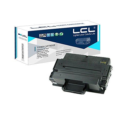 LCL Cartucho de tóner Compatible 593-BBBJ 593-BBBI 2375 10000 Páginas (1 Negro) Reemplazo para DELL B2375 B2375dn B2375dnf B2375dfw