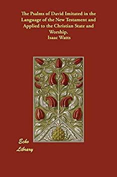Paperback The Psalms of David Imitated in the Lang Book
