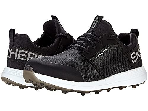 Skechers MAX Golf Shoe MAX - Zapatillas de Golf para Hombre, Black White Sport, 44 EU