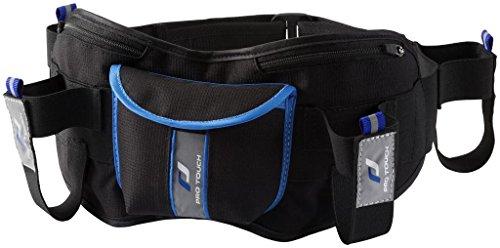 Trinkgürtel Trailbelt Vario 2.0 - schwarz/blau