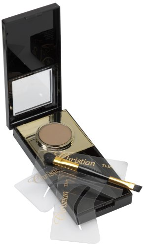 Christian Eyebrow Make-up - Eyebrow Make-up Dark Brown