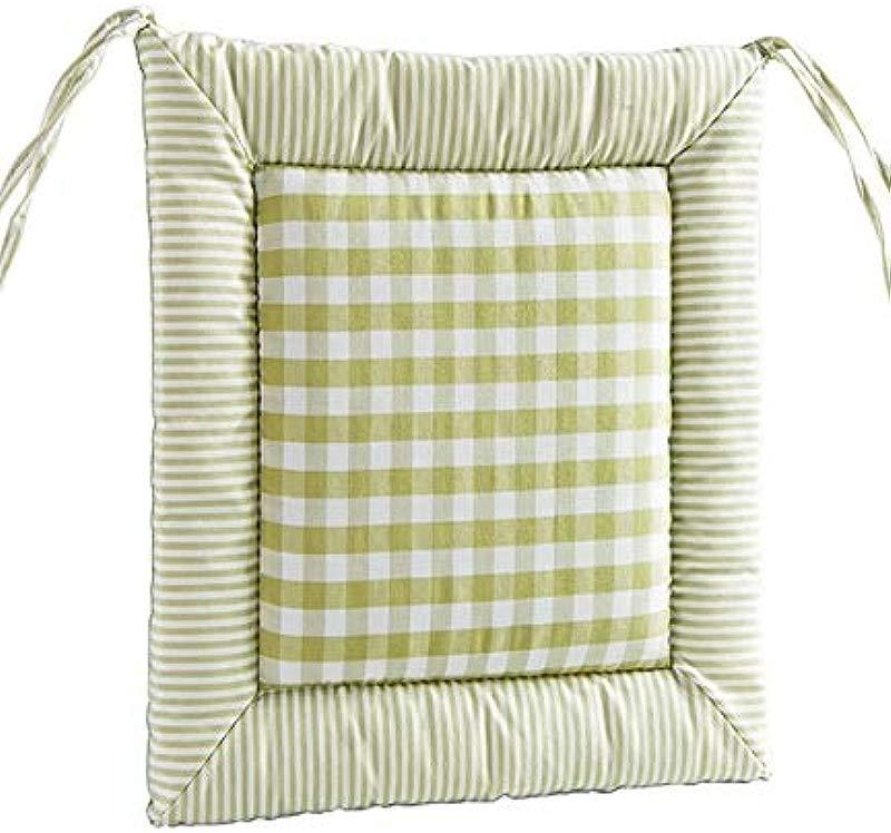 Yuziyu Summer Cotton And Linen Breathable Cushion Office Home Car Sofa Raised Hip Diaper Bedding