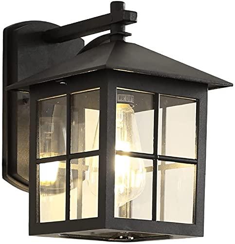 dh-2 Luces de Pared LED Modernas GU10 Regulable 7W Lámpara de Pared Moderna para Exteriores IP54 Carcasa de Aluminio Impermeable Aplique Luces de Lavado de Pared
