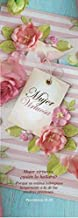 Bible Bookmark in Spanish - Virtuous Woman [25 Pack] / Marcapaginas Mujer Virtuosa [Paquete de 25]