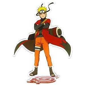 CoolChange Muñeco con Soporte de plástico de Naruto, Figura: Naruto Uzumaki 2