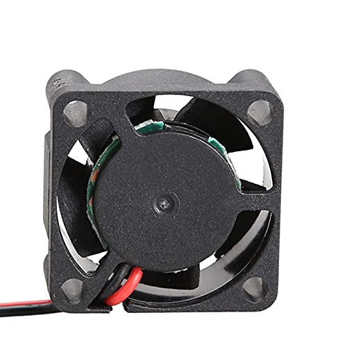 Acreny 2510S - Miniventilador sin escobillas (5 V, CC, 25 x 10 mm)