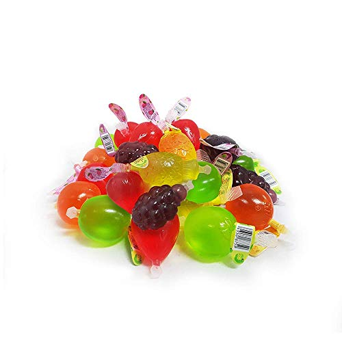 Candy Time Jelly Fruits TIK Tok Sweet Hit or Miss Challange Fun Party Sweets (1000 g)