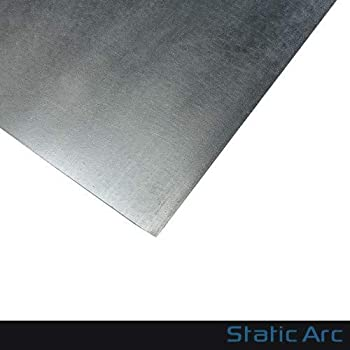 Mild Steel Sheet Metal 0 9 1mm Thickness 605x980mm Approx Amazon Co Uk Car Motorbike