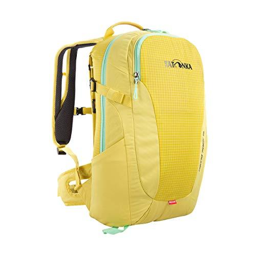 Tatonka Wanderrucksack Hiking Pack 15l mit Rückenbelüftung und Regenschutz - Kleiner, komfortabler Rucksack zum Wandern mit RECCO-Reflektor - Damen und Herren - 15 Liter