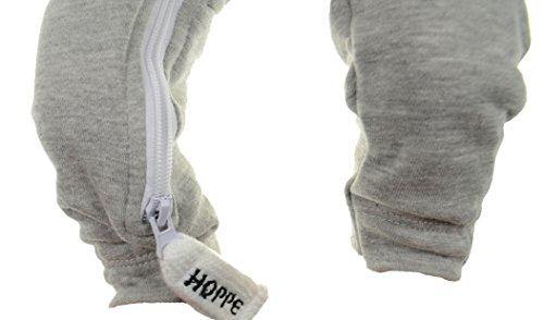 Gennadi Hoppe Baby Jumpsuit – Overall, hellgrau - 4