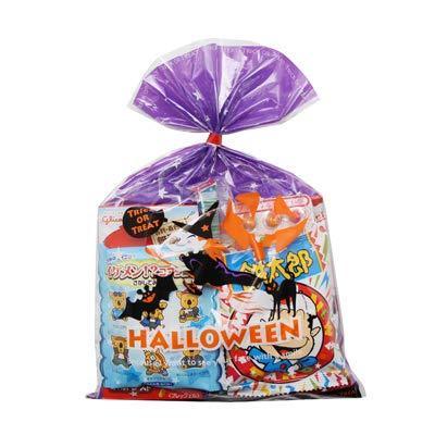 ハロウィン袋 245円 お菓子 詰め合わせ (Aセット) 駄菓子 袋詰め おかしのマーチ