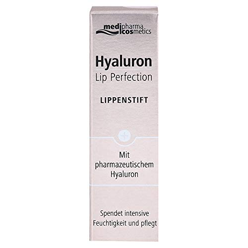 medipharma cosmetics HYALURON LIP Perfection Lippenstift rose, 220 ml