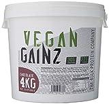The Bulk Protein Company - Vegan Gainz Protein Powder 4kg - Weight Gain
