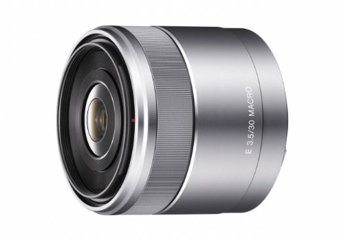 Sony SEL30M35 30mm f/3.5 e-mount Macro Fixed Lens
