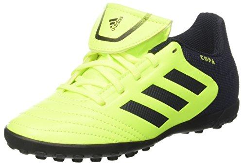 adidas Unisex-Kinder Copa 17.4 Tf Fußballschuhe, Gelb (Solar Yellow/Legend Ink/Legend Ink), 37 1/3 EU