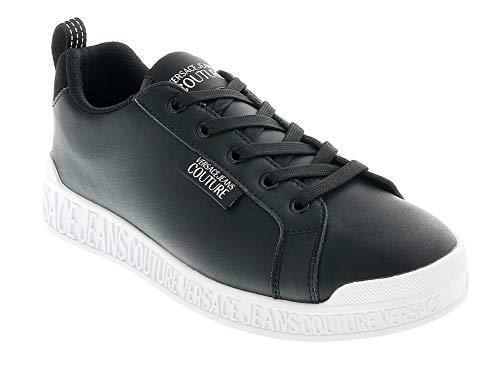 Versace Jeans Couture Mujer Zapatillas Nero 37 EU