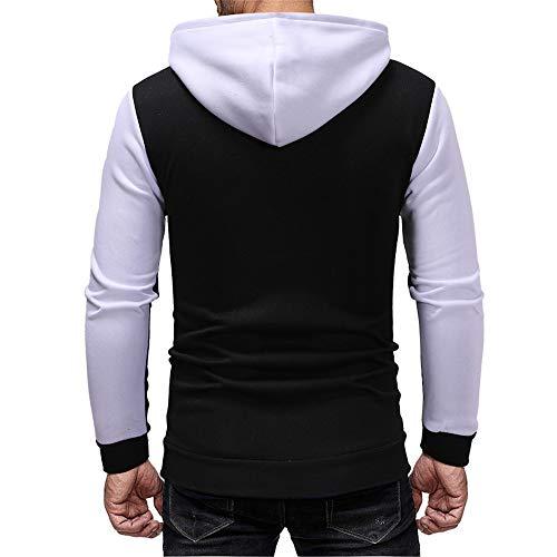 Z&Y Glaa Men's Military Fleece Combat Jacket Tactical Hoodies Men's Outdoor Softshell Jackets Military Waterproof Jackets Fleece Lining Jackets Sweatshirt Hipster Gym Long Sleeve Drawstring Hooded