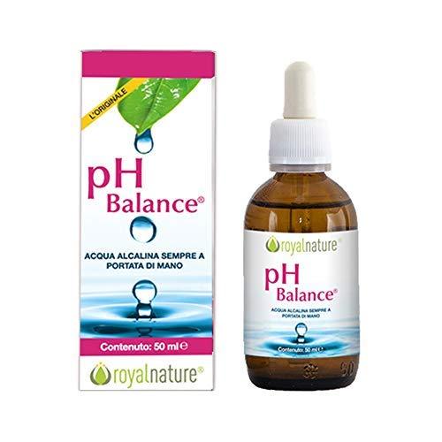 PH Balance - Alcalinizzante e Purificante per Acqua da Bere - Concentrato Alcalino di Oligoelementi e Ioni Minerali