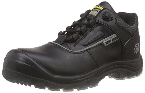 Safety Jogger NOVA Herren Sicherheitsschuhe, Schwarz (Black 210), EU 44