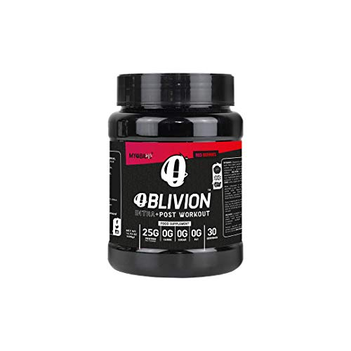 Myo-Band Oblivion Intra + Post Workout Red Berries 480g