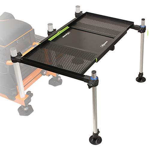 Fox Matrix extending side tray - Anbau Plattform für Sitzkiepe zum Stippangeln & Feederangeln, Ablagefläche zum Friedfischangeln
