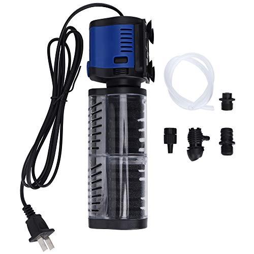 Aquarium tankfilter voor aquaria, filtercapaciteit voor aquarium, dompelfilter voor aquaria, patronen, ventilators, pompen voor vijver, waterfontein, JQP-500F