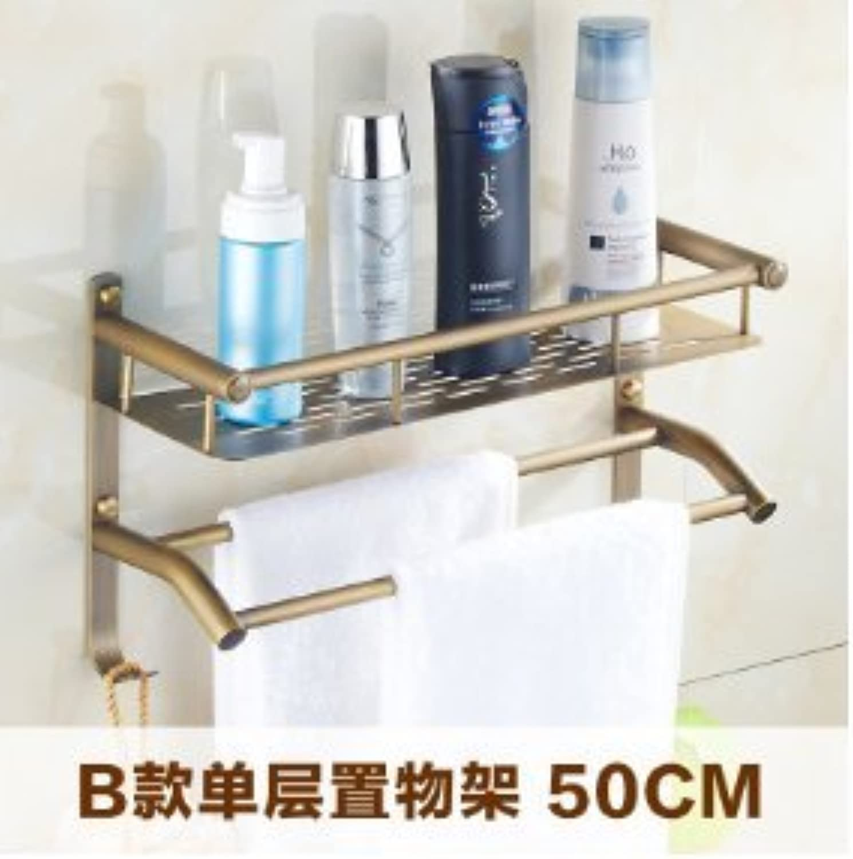 European copper antique bathroom rack,B-@wei