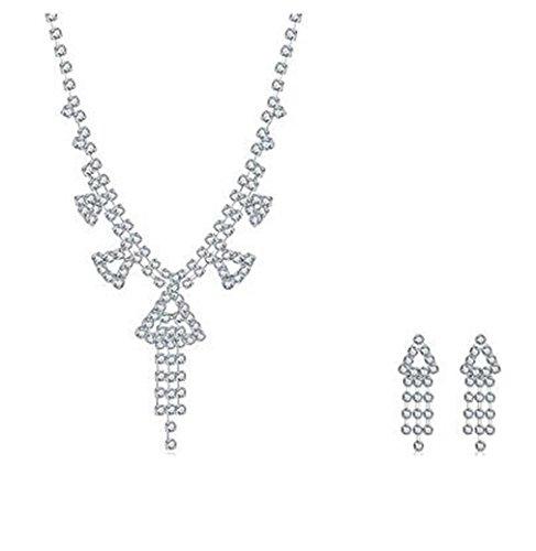 GYJUN Bijoux Colliers décoratifs / Boucles d'oreille Nuptiales Parures / Gland / A la Mode / Personnalité , one size