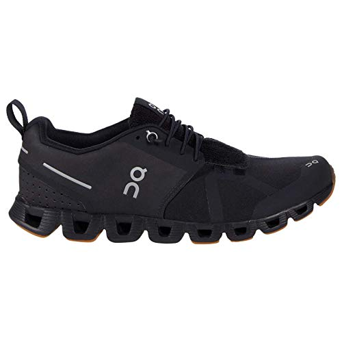 On Running Mens Cloud Terry Textile Black Trainers 8.5 US