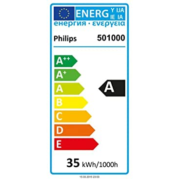 G12 Energy Efficiency Class: A 220-240V AC//50-60Hz Metal Halide Lamp CDM-T Mastercolour 3000K 3150lm 35W
