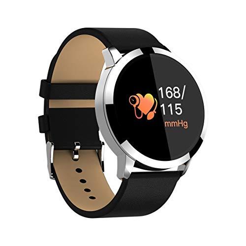 Zinniaya OUKITEL W1 Reloj Inteligente Impermeable IP67 Monitoreo de la frecuencia cardíaca Oxígeno Anti-pérdida Reloj Deportivo