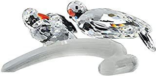 Crystal Asfour 610/35 Crystal Birds Table Decor - Transparent