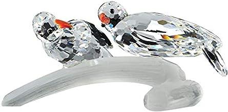 Crystal Asfour 610/35 Crystal Birds Table Decor - Transparent